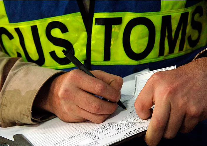 AMG Customs Clearance